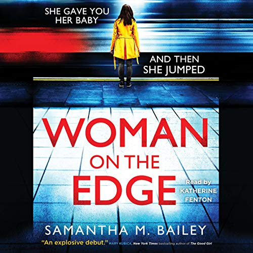 Woman on the Edge Titelbild