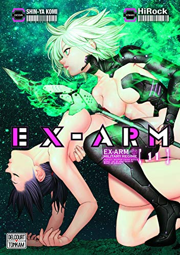 Ex-Arm Edition simple Tome 11