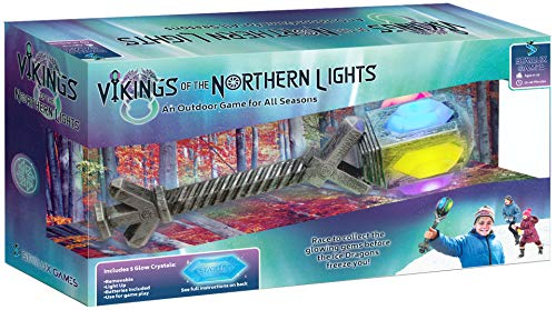 Starlux Games Vikings of The Northern Lights: an All-Seasons Outdoor Game for Kids and Families
