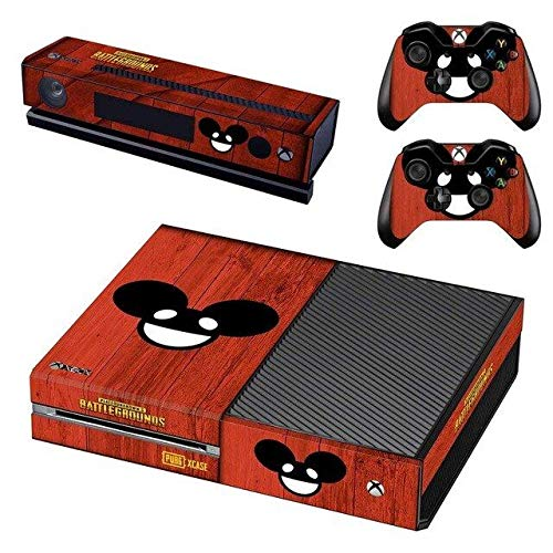 Tullia Xbox One Console and 2 Controllers Skin Set - FPS Game – Xbox One Vinyl