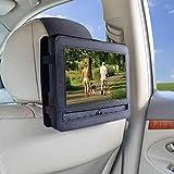 Lettore DVD auto Holder Wanpool supporto per poggiatesta auto per 17,8cm girevole & del ...
