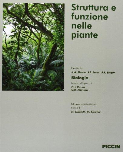 Struttura e funzione delle piante