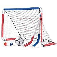Step2 Lightweight Backyard Soccer Goal & Pitchback Set