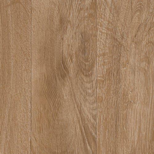 BODENMEISTER BM70439 Vinylboden PVC Bodenbelag Meterware 200, 300, 400 cm breit, Holzoptik Schiffsboden Diele Eiche