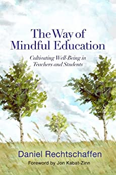 The Way of Mindful Education: Cultivating Well-Being in Teachers and Students (Norton Books in Education) by [Daniel Rechtschaffen, Jon Kabat-Zinn]