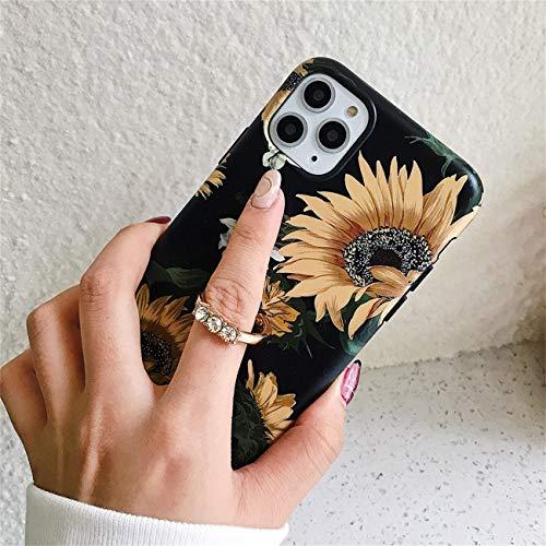Bakicey iPhone 12 Pro Max Hülle, iPhone 12 Pro Max Marmor Handyhülle mit 360 Grad Ring Ständer Ultra Dünn Soft Silikon TPU Bumper Stoßfest Case Anti-kratzt Schutzhülle für iPhone 12 Pro Max, 12