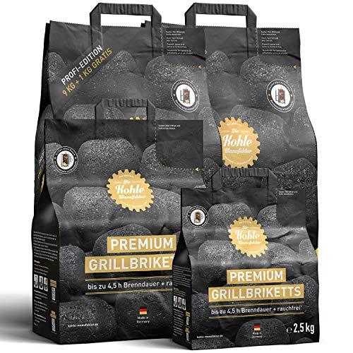 Kohle Manufaktur 5kg-25kg Premium...