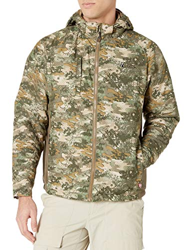 Rocky Men's venator camouflage insulated packable jacket, XX-Large
