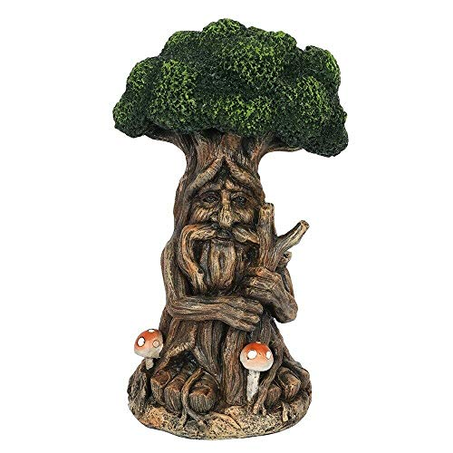 SC Gifts Greenman Tree Ornament Decorative Figurine Garden Green Man New & Boxed 22cm