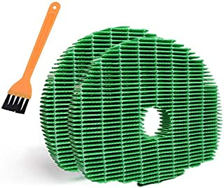 Kvatar 2 Replacement Humidifier Filter Compatible with Sharp KC-850U,KC-860U,KC-C70U, KC-C100U, KC-C150U, Part # FZ-C100MFU