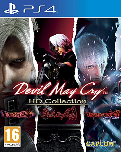 Devil May Cry HD collection [Edizione: Francia]