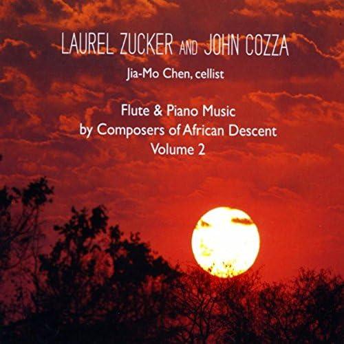 Laurel Zucker, John Cozza & Jia Mo Chen