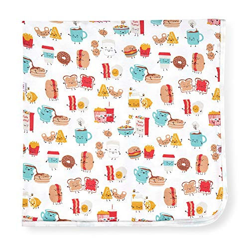 Magnetic Me Newborn Baby Swaddle Blanket for Boys or Girls 100% Organic Cotton Better Together