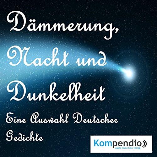 Dämmerung, Nacht und Dunkelheit audiobook cover art