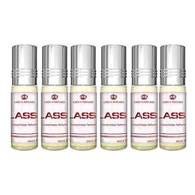 Aceite perfumado concentrado uni