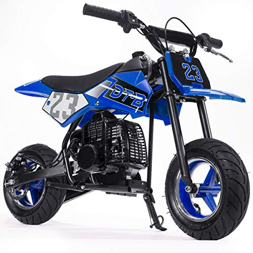 XtremepowerUS 51cc Mini Pocket Bike 2-Stroke Gas Power...