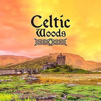 Celtic Woods: Enchanted Relaxing Music, Celtic Meditation, Beautiful Guitar, Harp, Flute