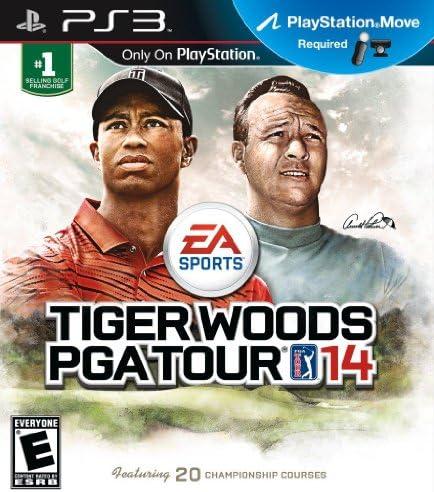 Tiger Woods PGA TOUR 14 Playstation 3 product image