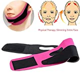 Face-Lift Mask Facial Lifting Slimming Belt V Line Mask Neck Compression Double Chin Cheek Slim Lift Up Anti Wrinkle Mask