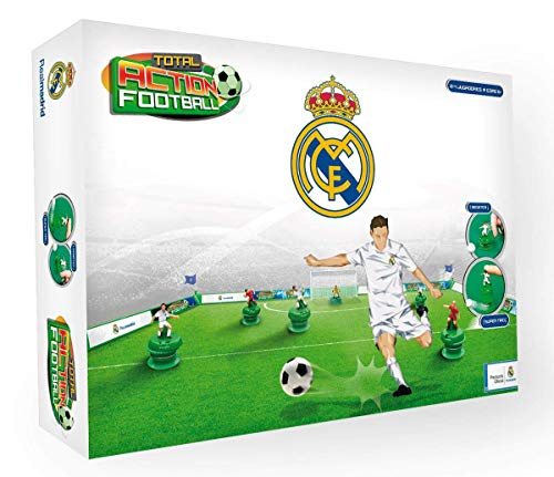 Eleven Force Total Action Football Real Madrid, Color (13330)