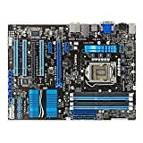WERTYU Placa Base De La Computadora LGA1155 Placa Base Fit For ASUS P8H67-V DDR3 LGA1155 H67 MAPINARIO DE DESKTOUT USB3.0 32GB CPU I7 I5 I3 Original P8H67-V