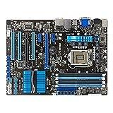 WERTYU Placa Base De La Computadora LGA1155 Placa Base Fit For ASUS P8H67-V DDR3 LGA1155 H67 MAPINARIO DE DESKTOUT USB3.0 32GB CPU I7 I5 I3 Original P8H67-V