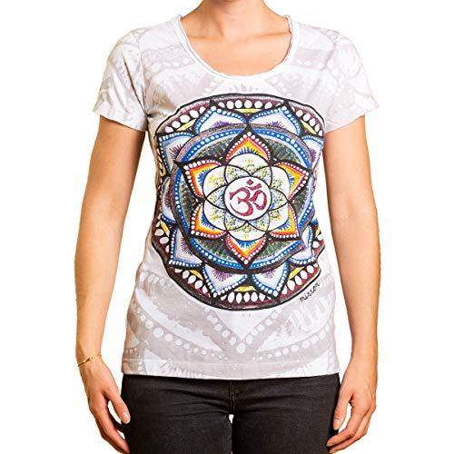 PANASIAM Mirror Lotus T-Shirt in L