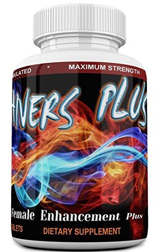 Shivers Plus Female Enhancement Pills, Libido Booster, Sex Drive Enhancement Pills - 30 Tablets.