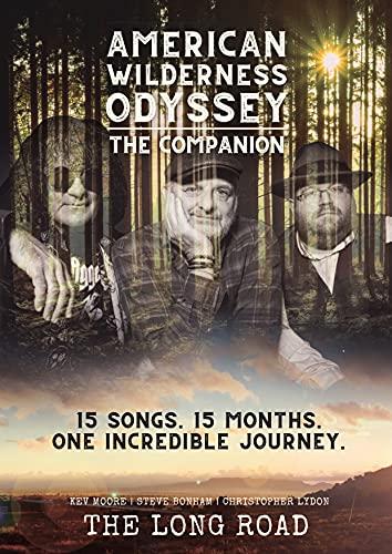 American Wilderness Odyssey: The Companion (English Edition)