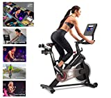 ProForm Vélo de Biking Power 10.0-Connecté-Compatible Ifit Smart Cardio-Ecran...