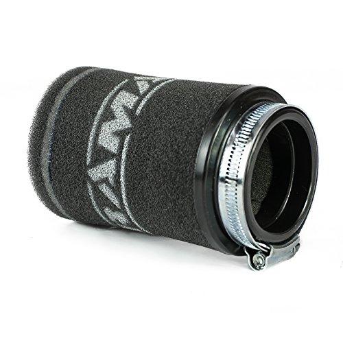ramair Filter mr-009Motorrad Pod Air Filter, Schwarz, 52mm
