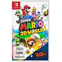 Super Mario 3D World +