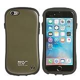 【ROOT CO.】iFace iPhone6 iPhone6s ケース 耐衝撃 米軍MILスペック/Gravity Shock Resist Ca……