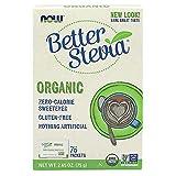 Now Foods Better Stevia Organic Standard