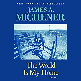 The World Is My Home cover art