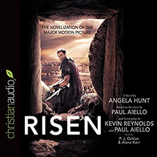 Risen     The Novelization of the Major Motion Picture              By:                                                                                                                                 Angela Hunt                               Narrated by:                                                                                                                                 P.J. Ochlan,                                                                                        Alana Kerr Collins                      Length: 8 hrs and 20 mins     2 ratings     Overall 4.5