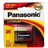 Panasonic CR-P2 Photo Lithium Battery Retail...