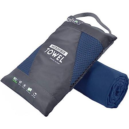 sports towels light quick-drying yoga fitness NirvanaShape /® Microfiber towels sauna Absorbent swimming ideal for travel Bathroom towels travel towels