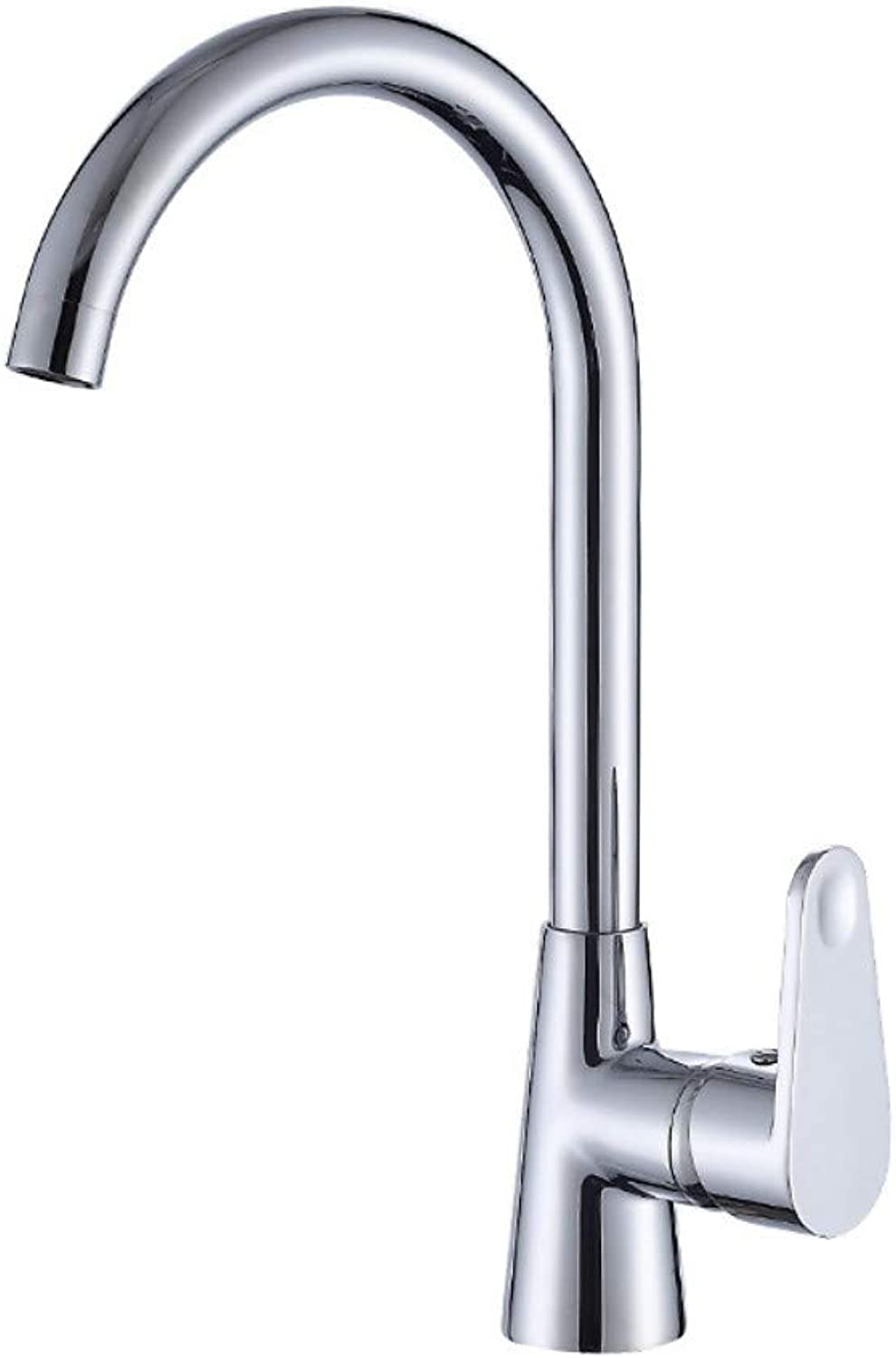 Copper Kitchen Faucet Sink Faucet Hot and Cold Mixing Valve 360? redating Faucet