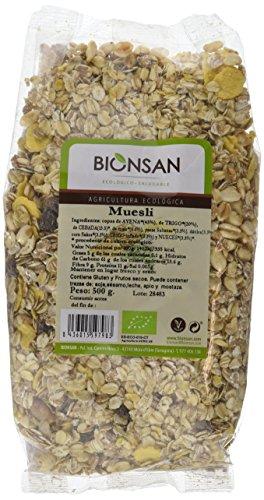 Bionsan Muesli de Cultivo Ecológico - 500 gr