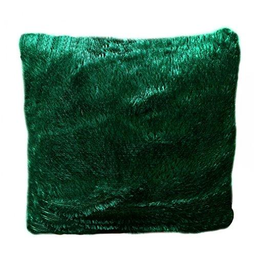albeey fundas de almohada, decoración del hogar sofá cintura manta funda de almohada Funda para cojín (verde oscuro)