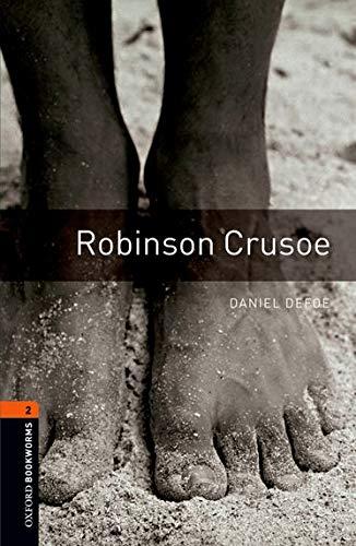 Oxford Bookworms Library 2 Robinson Crusoe 3/Eの詳細を見る