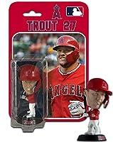 SP Images Mike Trout LA Angels Imports Dragon Bobblehead Figure
