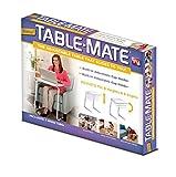Table-Mate Folding Table (White)
