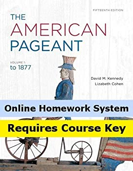Aplia for Kennedy s The American Pageant Volume I 15th Edition