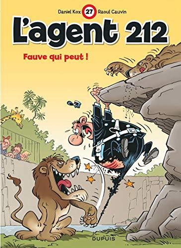 L'agent 212, tome 27 : Fauve qui peut !