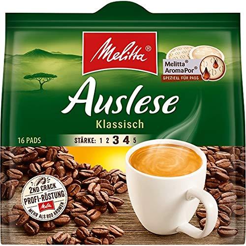 Melitta Kaffee Pads/4002720001738, Inh. 16 Pads