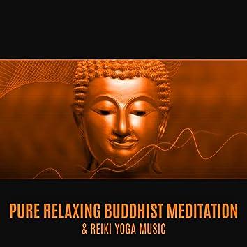 Pure Relaxing Buddhist Meditation & Reiki Yoga Music