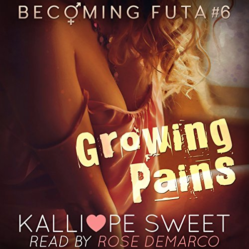 Growing Pains audiobook cover art