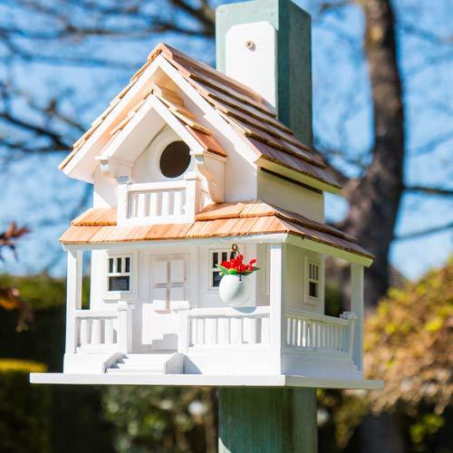 """Garden Bazaar HB-9045WS Vogelhäuschen für den Garten """"Cottage"""""""
